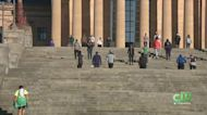 Legacy Of Hope 24-Hour Fundraiser At Art Museum Steps Wraps Up