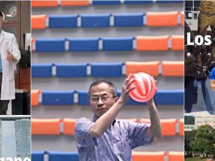 維港會|聖保羅書院賀170周年校慶 全球校友連線踢「西瓜波」