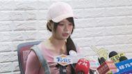捲入仙人跳「放火」疑雲 網紅「青青」首度露臉