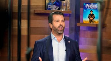 Donald Trump Jr. gives fiery CPAC speech full of grievances against anti-Trump Republicans, big tech, and the mainstream media