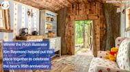 WEB EXTRA: Winnie The Pooh Airbnb
