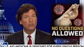 Tucker Carlson Falsely Suggests COVID Vaccine Harms Women and College Kids (Video)