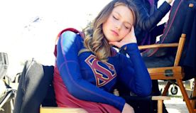 10 Best Behind The Scenes Photos From Supergirl