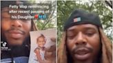 Fetty Wap asks fans to post butterflies for his 4-year-old daughter after her death