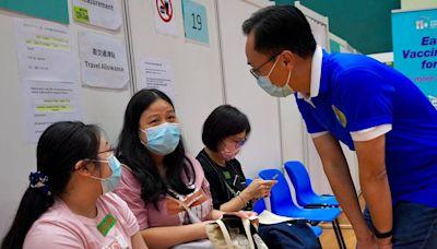 聶德權:港大醫學院將研究為12歲以下小童接種科興疫苗