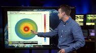 Hurricane Sam builds back stronger than ever