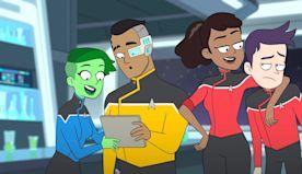 Star Trek: Lower Decks - The Main Cast Ranked By Intelligence