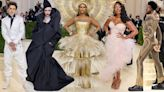 Met Gala 2021 Red Carpet: See All Celebrity Dresses, Outfits & Looks Here