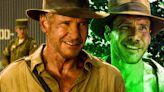 Indiana Jones 5 Set Photos Back Up Time Travel Plot Rumors