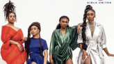 UCLA gymnasts stun on 'Essence' cover with natural hairstyles and gorgeous gowns: 'Beautiful brown magic'