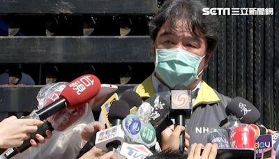 王必勝來了!破例進駐染疫某社區打300劑AZ 親吐現況
