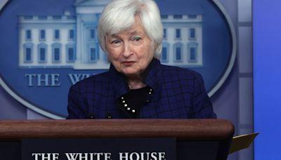 Yellen Describes How Proposed Billionaire Tax Would Work