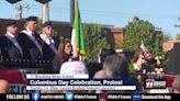 Columbus Day celebration in Pueblo marked by Boebert speech, protests