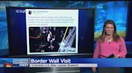 Colorado Rep. Lauren Boebert Visits Southern Border With Former President Donald Trump