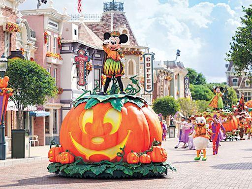 惡人Halloween來襲 反轉迪士尼 - 晴報 - 生活副刊 - 旅遊
