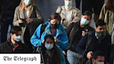 UK records 6,634 cases - the highest daily total since pandemic began