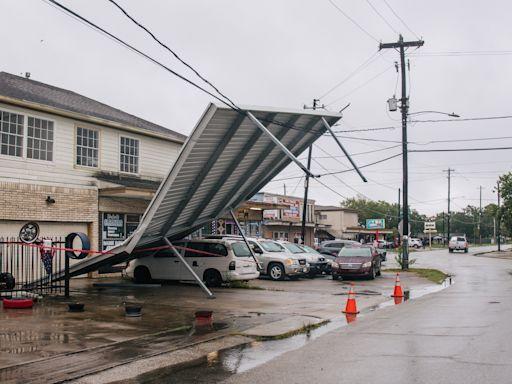 熱帶風暴尼古拉斯襲美國德州 州長發布災難聲明