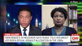 Don Lemon Grills Stacey Abrams on Joe Biden Sexual Assault Allegation