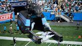 好狂黑科技!超巨大黑豹驚喜現身美式足球直播賽事