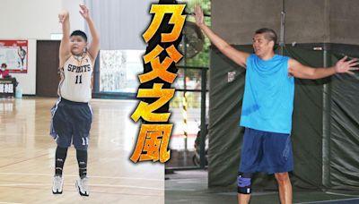 連勝文小兒子代表美國學校打籃球 外型像極了爸爸! | 蘋果新聞網 | 蘋果日報