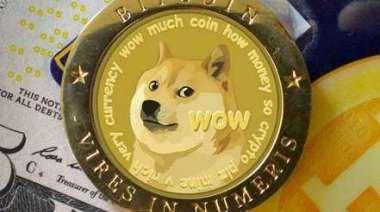 狗狗幣飆漲逾40% 躋身第四大數位貨幣 | Anue鉅亨 - 虛擬貨幣