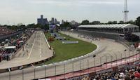 Detroit Grand Prix Impact on Belle Isle