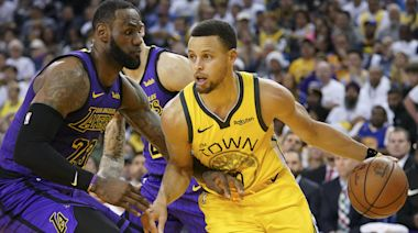 Lakers need to 'look the hell out' for Warriors, Stephen A. Smith says