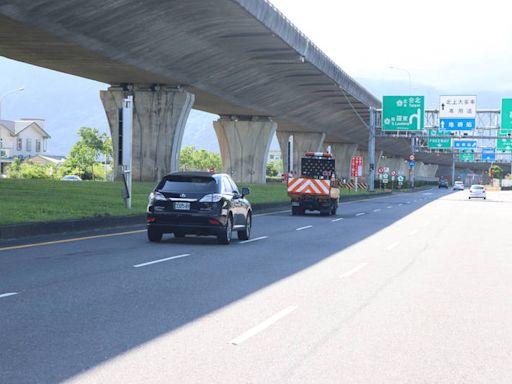 宜蘭連7天+0!人車都出來了 上周末國5交通量增5成