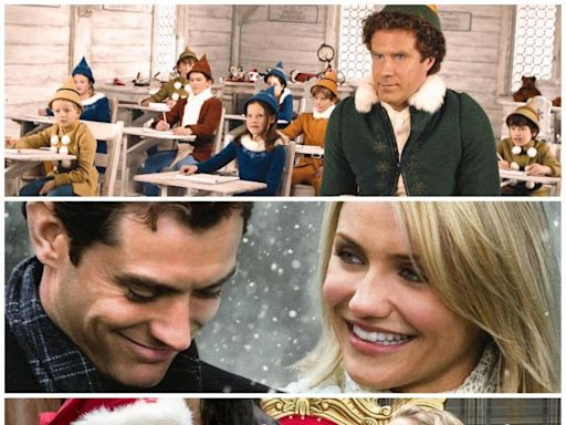 The 10 best Christmas movies on Amazon Prime: From Elf to A Bad Moms Christmas