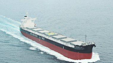 散裝船業看多 BCI指數今挑戰4,000點 - A3 財經要聞 - 20210727 - 工商時報