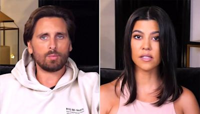 KUWTK : Scott Disick Tells Kourtney Kardashian He's Going to Rehab After Feeling 'Depressed'