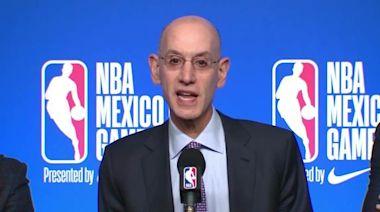 Adam Silver announces 29th NBA G League team in Mexico City