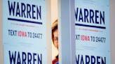 The loneliness of Elizabeth Warren: 'I feel like I'm living in a movie'
