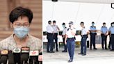 【爭選委】林鄭:選舉公平公正 確保愛國者治港 尊重警方警力安排 | 立場報道 | 立場新聞