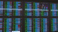 中國限電和美股大跌夾殺 台股週三一度跌379點
