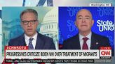 CNN's Tapper Presses DHS Sec. On Biden Saying Border Agents Will 'Pay': Will Investigation of Their Conduct ...