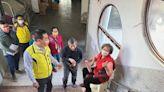 竹山鎮公所市場無障礙升降設施 啟用