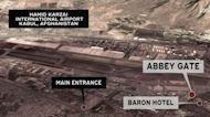 Dozens killed by bombs near Kabul's airport