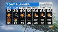 Chicago Weather: Rare Blue Moon On Mild And Windy Halloween