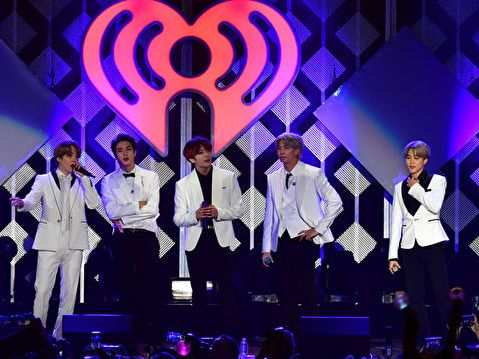 BTS將於Jingle Ball Tour演出 12月訪洛杉磯