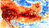 Not again: Another heat dome to bring scorching temperatures to continental U.S.