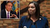 Attorney General Letitia James intensifies Gov. Cuomo sex harassment probe