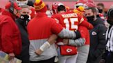 """Brett Favre on Patrick Mahomes concussion: """"This is a test for the NFL"""""""