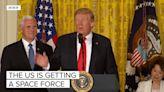 【專文】US Space Force 美國太空軍及 Hypersonic Weapons 極音速武器