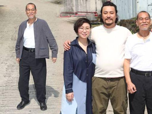 75歲陳觀泰去年驚覺患暗病 幸得及早發現避過一劫 | 蘋果日報