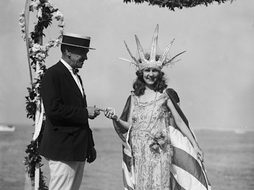 The very first Miss America pageant took place in 1921 — here's what it was like