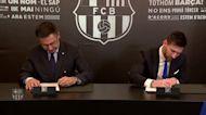 Barcelona president Bartomeu submits resignation - report