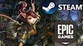 銀河惡魔城類動作遊戲《暗影火炬城》PC 版 10 月登上 Steam、EGS 平台