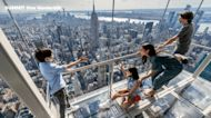 SUMMIT One Vanderbilt shows off spectacular views from new observatory