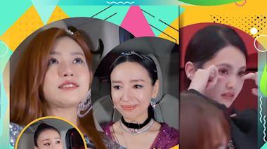 《姐姐2》4藝人被淘汰交足戲 淚海浸濕電視機